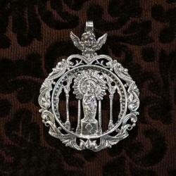 Medalla de plata Virgen del Pilar